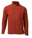Ivanhoe Danny Full Zip - Red Clay 3XL
