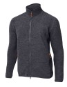 Ivanhoe Valde Full Zip - Graphite Marl 3XL