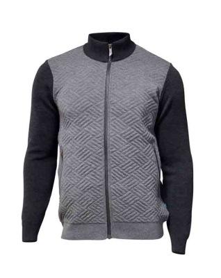 Ivanhoe Elvin Full Zip - Grey S