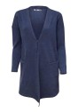 Ivanhoe GY Timmele Cardigan - Light navy 44
