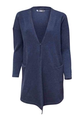 Ivanhoe GY Timmele Cardigan - Light navy 36