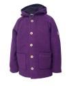 Ivanhoe Junior Lo Hood - Purple 140