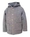 Ivanhoe Junior Lo Hood - Grey marl 140