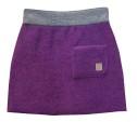 Ivanhoe Junior Trolle Skirt - Purple 130/140