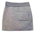 Ivanhoe Junior Trolle Skirt - Grey marl 130/140