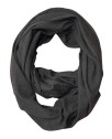 Ivanhoe GY Hulared Loop Scarf - Coffee One Size