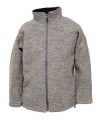Ivanhoe Junior Rulle - Grey marl 140