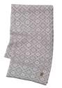 Ivanhoe Elsie Scarf - Grey Marl One Size