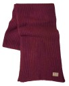 Ivanhoe Roa Scarf - Rumba red One Size