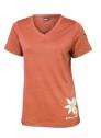 Ivanhoe Underwool Mim Flower - Orange 46