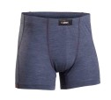 Ivanhoe Underwool Boxer male - Steel Blue 3XL