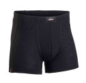 Ivanhoe Underwool Boxer male - Black 3XL