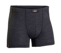 Ivanhoe Underwool Boxer male - Graphite marl 3XL