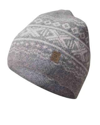 Ivanhoe Aske hat - Grey marl One Size