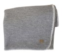 Ivanhoe Blanket - Grey Marl 120x165cm