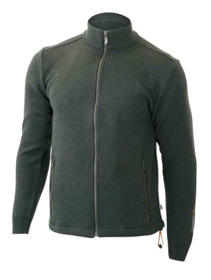 Ivanhoe Assar Full Zip - Rifle green S