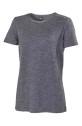Ivanhoe Siri Short Sleeve - Graphite marl 46
