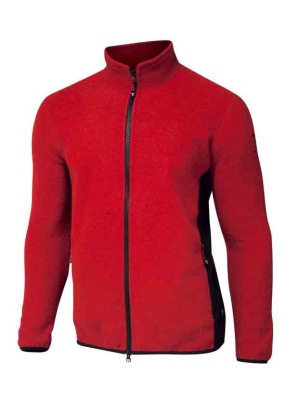 Ivanhoe Valde Full Zip - Fiery Red S