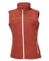 Ivanhoe Beata Vest - Red Clay 46