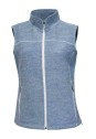 Ivanhoe Beata Vest - Faded Denim 46