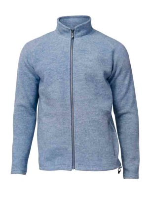 Ivanhoe Danny Full Zip - Faded Denim S