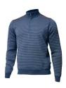 Ivanhoe Askon Half Zip - Electric Blue 3XL
