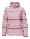 Ivanhoe Astrid hood - Pink 46