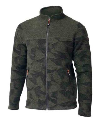 Ivanhoe Rhett Full Zip - Loden Green S