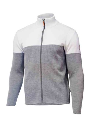 Ivanhoe Sigge Full Zip - Off White S
