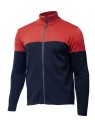 Ivanhoe Sigge Full Zip - Red Clay 3XL