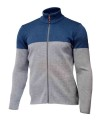 Ivanhoe Sigge Full Zip - Electric Blue 3XL