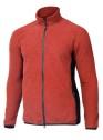 Ivanhoe Valde Full Zip - Red Clay 3XL