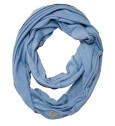 Ivanhoe GY Hulared Loop Scarf - Blue Shadow One Size