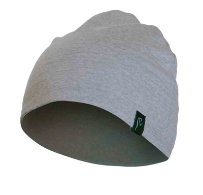 Ivanhoe Underwool Junior Hat - Grey Marl One Size
