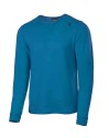 Ivanhoe Underwool Leo Long Sleeve - Electric Blue 3XL