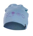 Ivanhoe Underwool Hat Meja Symbols - Blue Shadow One Size