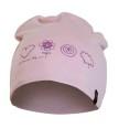 Ivanhoe Underwool Hat Meja Symbols - Pink One Size