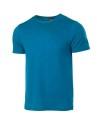 Ivanhoe Underwool Harry Short Sleeve - Electric Blue 3XL