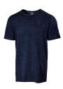 Ivanhoe Underwool Harry Short Sleeve - Navy 3XL
