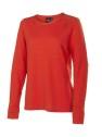 Ivanhoe Underwool Thea Long Sleeve - Red Clay 46