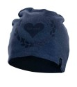 Ivanhoe Underwool Hat Love Wool - Steelblue One Size