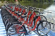 Välj mellan elcykel, unisex cyklar 7-eller 21 växlade