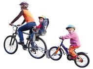 Följecykel för barn