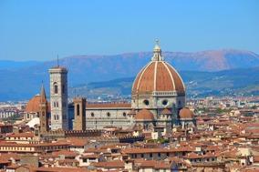 Utsikt över Florens