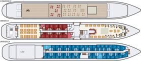 Däckplan M/S Bordeaux (klicka för större bild)