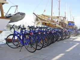 21-växlade cyklar