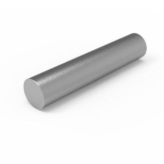 Varmvalsad stång <br> RB110_S355SVA_HR<br>L=1,55m