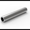 Sömlösa varmvalsade stålrör <br>HR203,00x50,00_S355J2H<br>L=0,80m