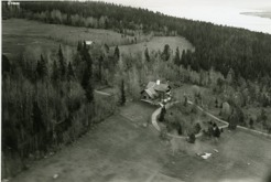 Sommarhagen flygbild 1920-talet.