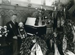 PB's 70 birthday 1937.